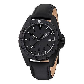 KHS MissionTimer 3 heren horloge horloges titanium XTAC H3 KHS. MTTXT. L