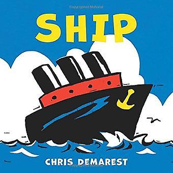 Fartyget (Board Book)