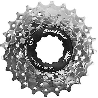 SunRace 7-speed cassette (12-24 teeth)