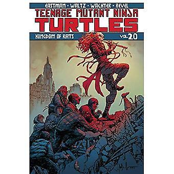 Teenage Mutant Ninja Turtles Volume 20: Kingdom Of Rats