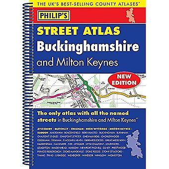 Philip's Street Atlas Buckinghamshire (Philip's Street Atlas)