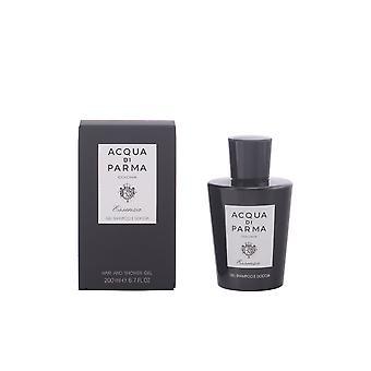 Acqua Di Parma zapachy Essenza włosy idealna prysznic żel 200 Ml dla mężczyzn