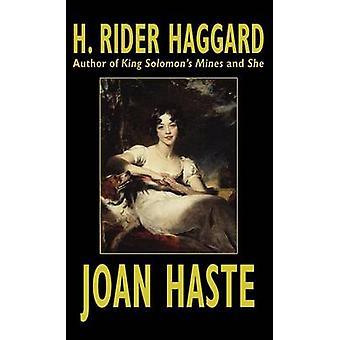 Joan haast van Haggard & H. Rider
