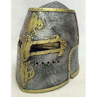 Ridder helm Norman helm kind kostuum