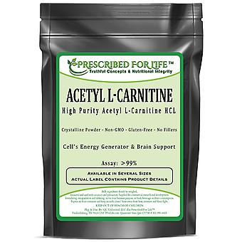 Acetyl carnitin-Acetyl L-carnitin HCL pulver (acetyl l-carnitin HCL)