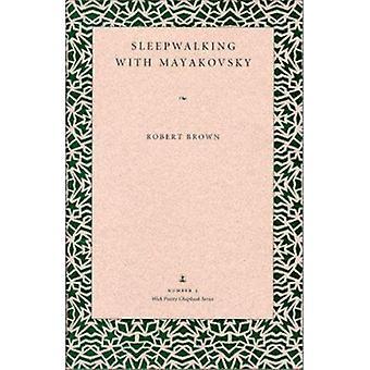 Sömngång med Majakovskij av Robert Brown-9780873385022 bok