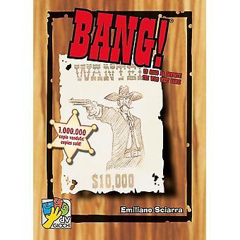 Bang Fourth Edition Card Game