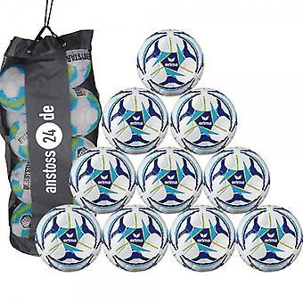 10 x erima piłka treningowa Senzor wszechstronnego szkolenia obejmuje Biegański