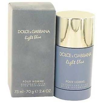 Light Blue By Dolce & Gabbana Deodorant Stick 2.4 Oz (men) V728-458156