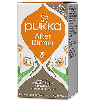 Pukka After Dinner Capsules 60