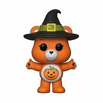Funko Pop ! Trick Or ours doux soin ours #420 + Pop Protector
