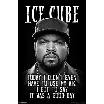 Poster - Studio B - Ice Cube -Good Day 36x24