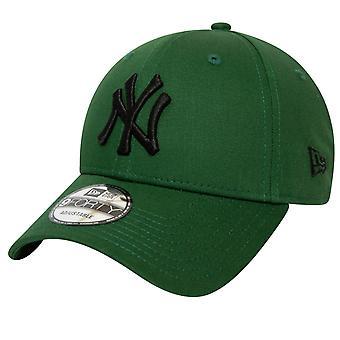 ニューエラ 9 フォーティキャップ - MLB ニューヨーク ヤンキース オリーブ グリーン