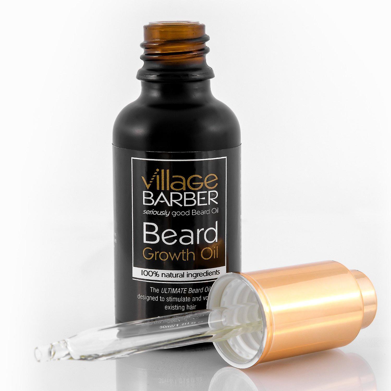 Olio di crescita barba