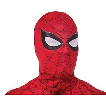 Spider-man vuxen kostym mask