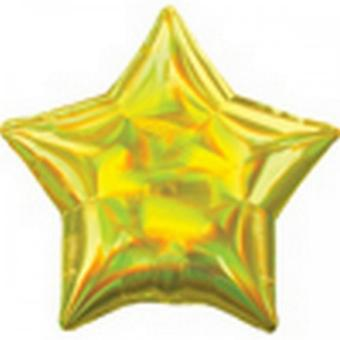 Anagram 18 Inch Star Foil Balloon