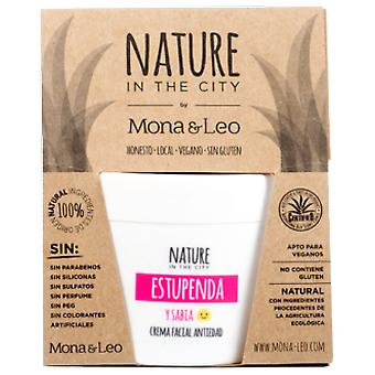 Mona&Leo Anti-Aging Facial Cream -  Great and wise