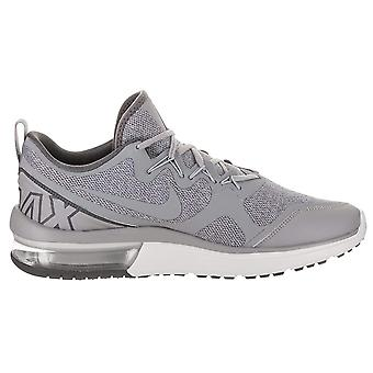 Nike Womens Fury Fabric Low Top Lace Up Running Sneaker