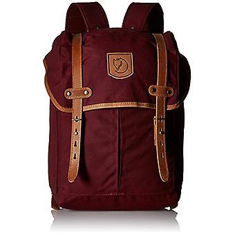 FJALLRAVEN Rucksack No.21 Medium - Unisex-Adult Backpack - Red (Dark Garnet) - 45 Centimeters