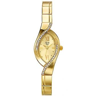 Perth tg3747.07 Quartz Analog Woman Watch with TG3747-07 Stainless Steel Bracelet