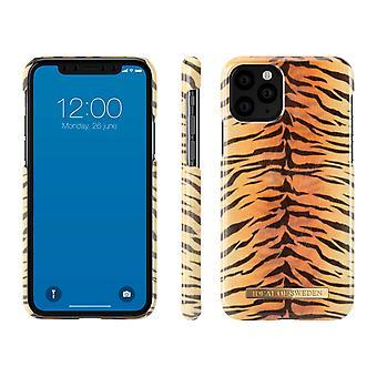 iDeal Da Suécia iPhone 11 Pro/X/XS Shell-Sunset Tiger