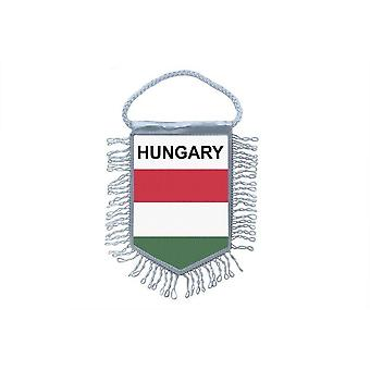 Flag Mini Flag Country Car Decoration Hungarian Hungary