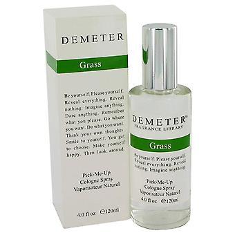 Demeter by Demeter Grass Cologne Spray 4 oz / 120 ml (Women)