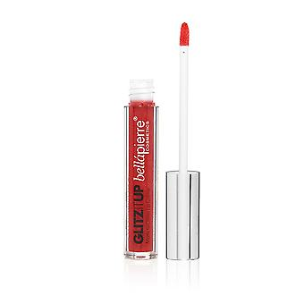 Bellapierre Glitz It Up Matte to Glitter Lip Creme-Anemone