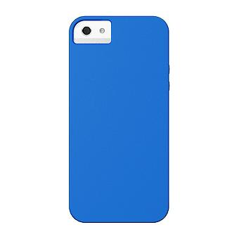 Shell xdoria Soft Electric Blue For Apple IPhone 5