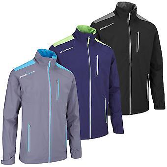 Stuburt Mens Endurance Lite Full Zip Waterproof Golf Jacket