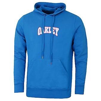 Oakley Mens Lux Chenille Logo Coton Cordon Hoody