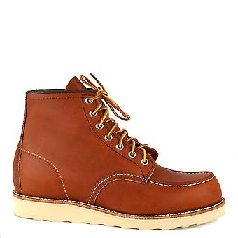 Red Wing Men's Classic 6 Inch Oro Moc Toe Boot