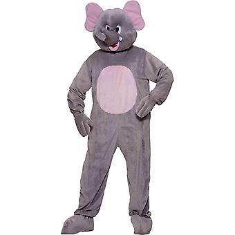 Cute Elephant Adult Costume