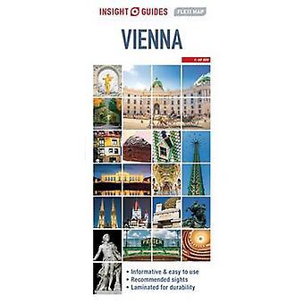 Insight guider Flexi Map Wien av Insight guider