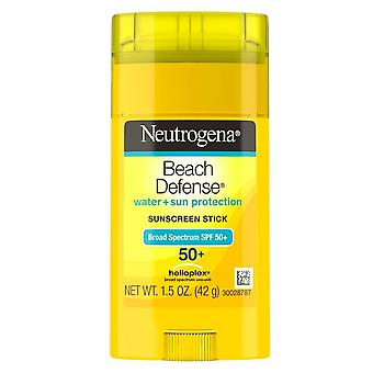 Neutrogena Beach Defense stick, SPF 50 +, 1,5 oz