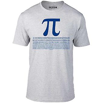 Men's pi numbers t-shirt