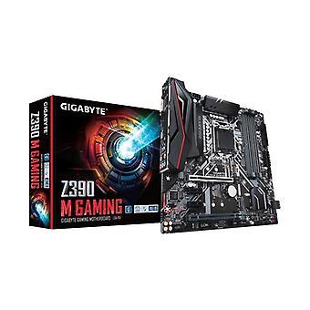 Jeu Motherboard Gigabyte Z390 M mATX DDR4 LGA1151