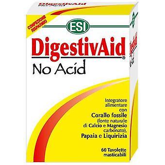 Trepatdiet Digestivaid no acid 60 tablets