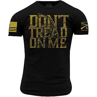 Grunt Style Don't Treten auf mich 2.0 T-Shirt - schwarz