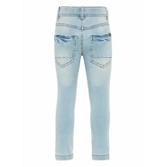 Name It Jongen Jeans Broek Theo Dnmtimon Light Blue