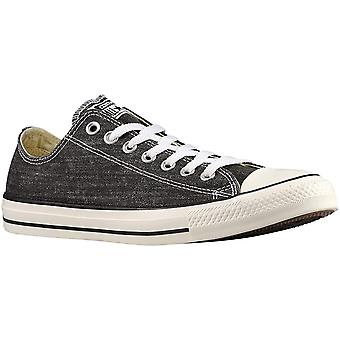 Converse Womens Unisex Chuck Taylor All Star OX Fabric Low Top Lace Up Fashio...