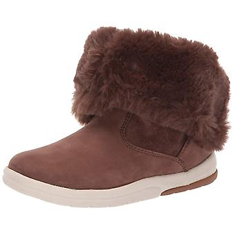 Timberland Kids' Toddle Tracks Faux Shearling Bootie Fashion Boot