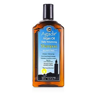 Agadir Argan Oil Daily Volumizing shampoo (kaikki hius tyypeille)-366ml/12.4 oz