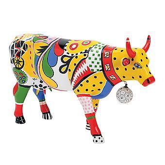 Patada de desfile de vaca (grande)