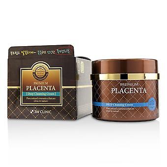 Premium placenta deep cleansing cream 222809 300ml/10oz