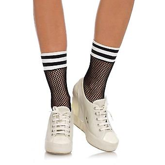 Leg Avenue Fishnet Athletic Anklets