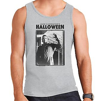 Halloween Michael Myers Portrait Men's Vest