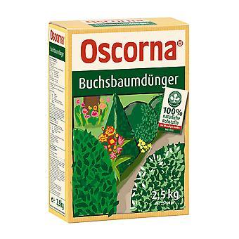 OSCORNA® buxusmeststof, 2,5 kg