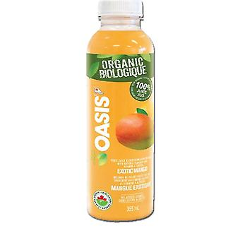Oasis Tetra Exotic Mango Juice-( 200 Ml X 32 Cans )