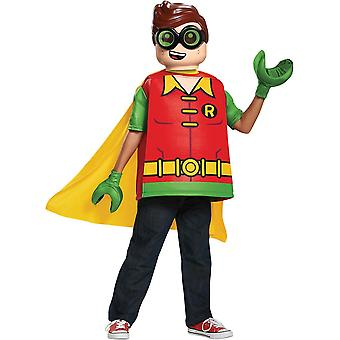 Il costume da bambino di Lego Batman Movie Robin
